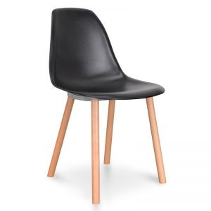 Amy Dining Chair | Black| Interior Secrets