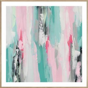 Amy | Framed Print | P1001-196 | Colour Clash Studio