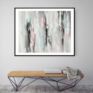 Amy | P1004-220 | Framed Print | Colour Clash Studio