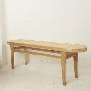 Ander Rattan Bench Seat l Pre Order