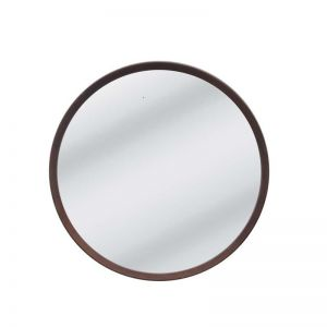 Anderson Round Mirror | Walnut pre order Oct. 2021