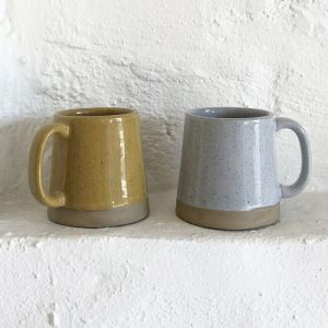 Andres Angled Dipped Mug