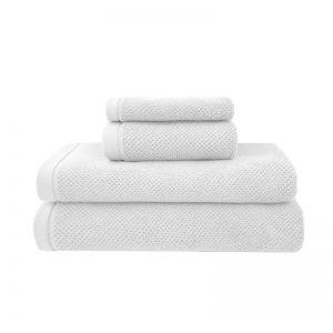 Angove Bath Towel Range | White