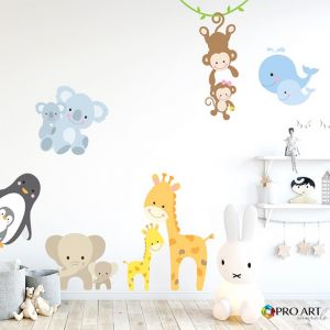 Animals Collection 2 | Wallpaper Cut Outs