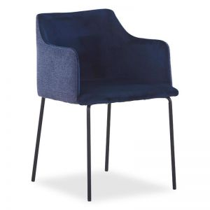 Anki Arm Chair | Blue