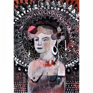 Anne | Art Print