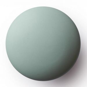 Anne Black Matte Knobs and Hooks | Green | Various Sizes