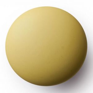 Anne Black Matte Knobs and Hooks | Yellow | Various Sizes