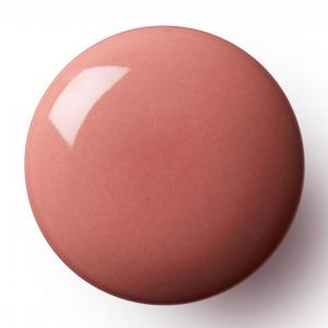 Anne Black Tilt Knobs and Hooks | Coral Pink | Various Sizes