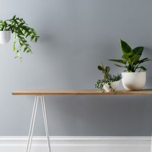 Annecy Console in Black or White by SATARA