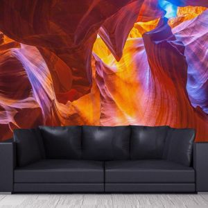 Antelope Canyon | Full Wall Mural