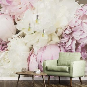 Antique Floral   Full Wall Mural