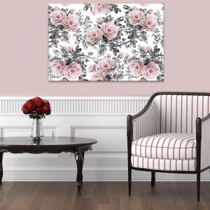 Antique Pink | Canvas Artwork