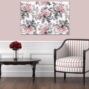Antique Pink | Canvas Artwork