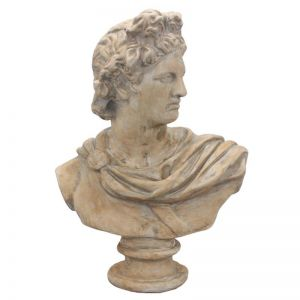 Antony Bust | Antique Cream | by Dasch Design