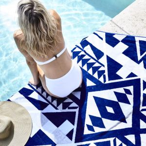 Apollo Beach Towel + FREE Backpack by Ziporah Lifestyle