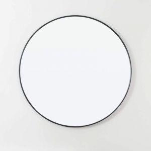 Apollo Round Black Mirror | 100CM