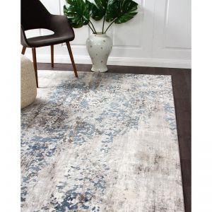 Apsley Rug | Grey by Rug Addiction