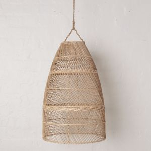 Ara Rattan Light Shade l Pre Order