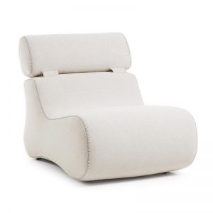 Arbor Upholstered Armchair | Beige