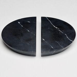 Arc Black Marble Handle