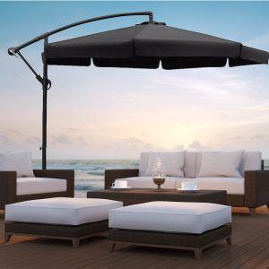 Arcadia Furniture Garden Umbrella | Grey
