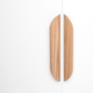 Archive Handle | Timber | Various Colours & Lengths