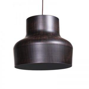 Aron Pendant Light | Dark Wood Pendant