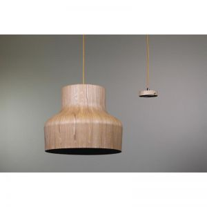 Aron Pendant Light | Light Wood Pendant