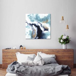 Art 1 | Canvas Print by United Interiors