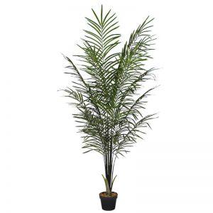 Artificial Areca Palm Black Trunks 190cm