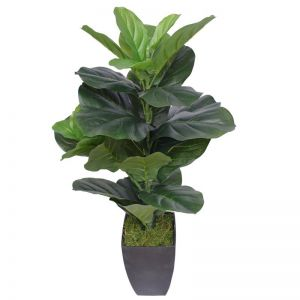 Artificial Fiddle Fig Tree 70cm