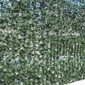 Artificial Ivy Leaf Hedging | Roll | 3m x 1m