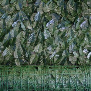 Artificial Ivy Rolls (Peach Leaf) | 3m x 1m