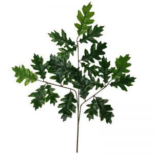 Artificial Oak Leaves | Faux Plant Leaves | 63cm