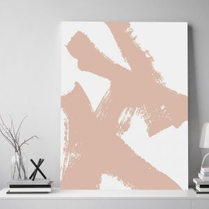 As If Natural | Canvas Wall Art by Beach Lane