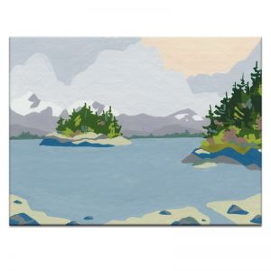 Ashore | Michelle Barkway | Canvas or Print by Artist Lane