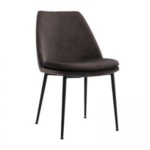Ashton Velvet Dining Chair | Various Colours