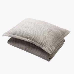 Aspen Flax Pillowcase | Standard