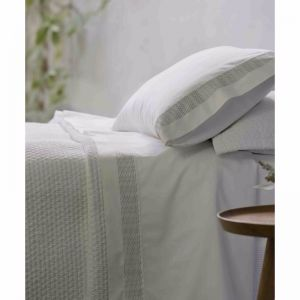Aspen White Quilt | Single Bed/DoubleBed