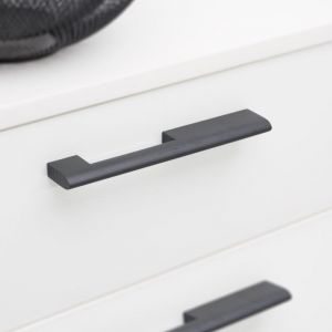 Astrid Handle | Black Stained Timber