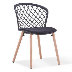 Atalia Dining Chair | Black