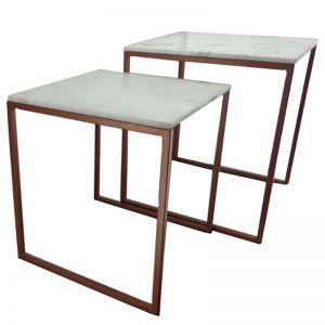 Atlas Side Table | Set of 2 by SATARA
