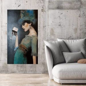 Audrey by Tabitha Stowe | Ltd Edition Print | Art Lovers Australia