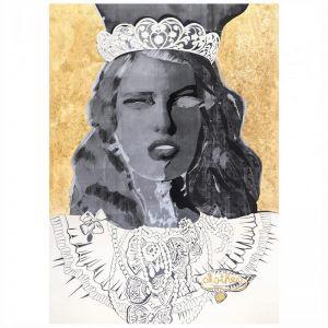 Audrey | The Reverence Series | Fine Art Giclée Print | by Joni Dennis