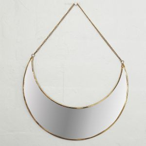 Aurelia Moon Brass Mirror l Pre Order