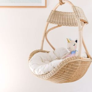 Austin Kids Natural Hanging Chair