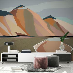 Australian Alps   Wallpaper Mural