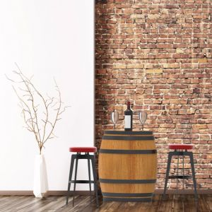 Authentic Wine Barrel