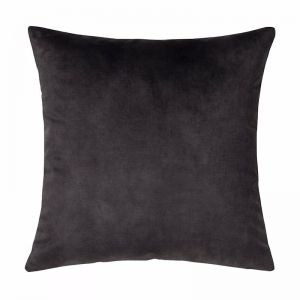 Ava Cushion - Coal   by Weave Home